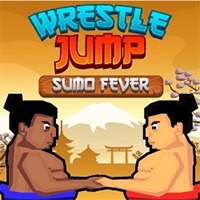 Wrestle Jump Sumo Fever